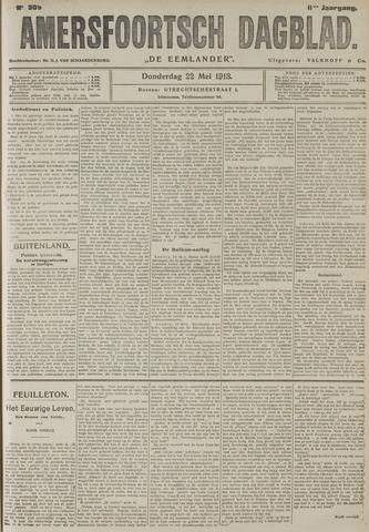 Amersfoortsch Dagblad / De Eemlander 1913-05-22