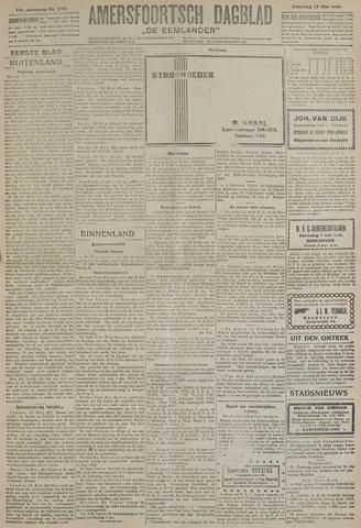 Amersfoortsch Dagblad / De Eemlander 1919-05-17
