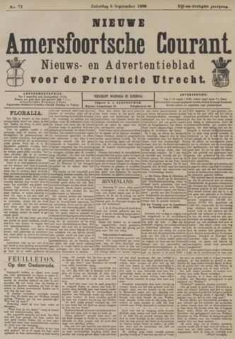 Nieuwe Amersfoortsche Courant 1906-09-08