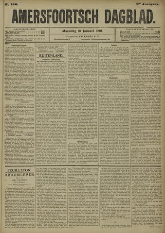 Amersfoortsch Dagblad 1910-01-10