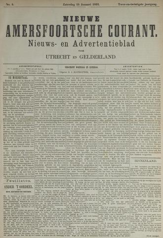 Nieuwe Amersfoortsche Courant 1893-01-14