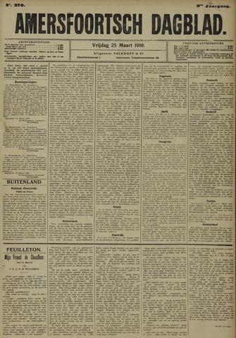 Amersfoortsch Dagblad 1910-03-25