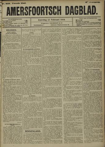 Amersfoortsch Dagblad 1908-02-22