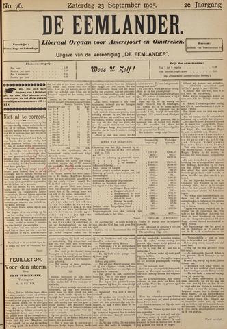 De Eemlander 1905-09-23