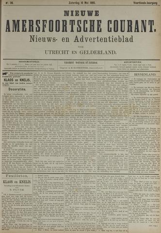 Nieuwe Amersfoortsche Courant 1885-05-16