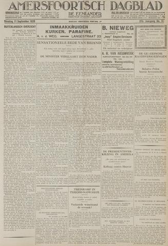 Amersfoortsch Dagblad / De Eemlander 1928-09-11