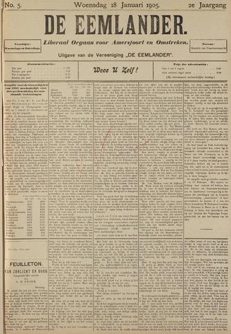 De Eemlander 1905-01-18