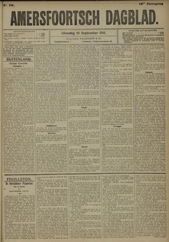 Amersfoortsch Dagblad 1911-09-19