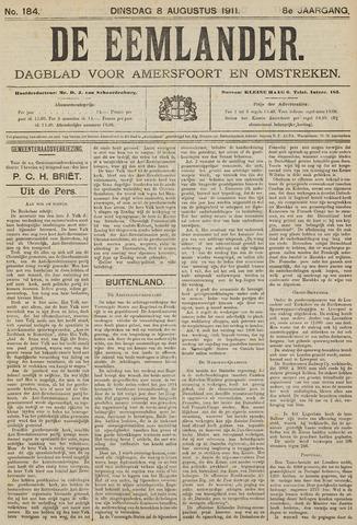 De Eemlander 1911-08-08