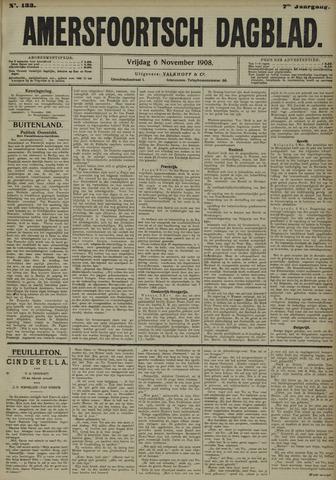 Amersfoortsch Dagblad 1908-11-06