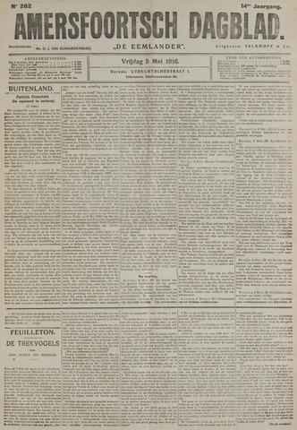 Amersfoortsch Dagblad / De Eemlander 1916-05-05