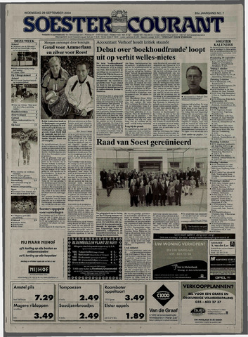 Soester Courant 2004-09-29