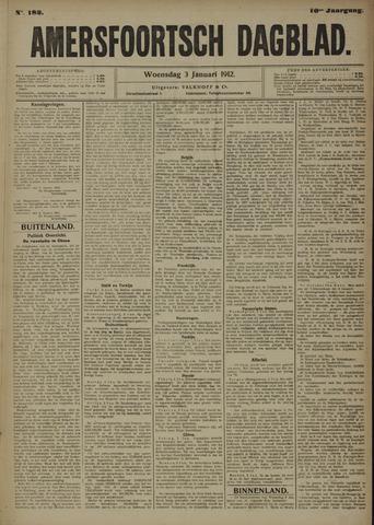 Amersfoortsch Dagblad 1912-01-03