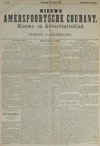 Nieuwe Amersfoortsche Courant 1890-10-22