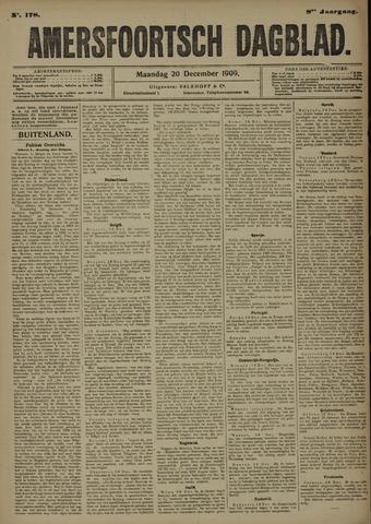 Amersfoortsch Dagblad 1909-12-20