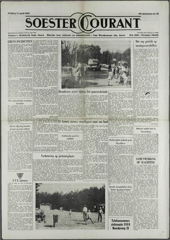 Soester Courant 1969-04-11
