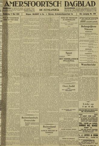 Amersfoortsch Dagblad / De Eemlander 1934-05-17