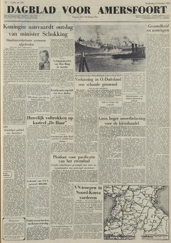 Dagblad voor Amersfoort 1950-10-12