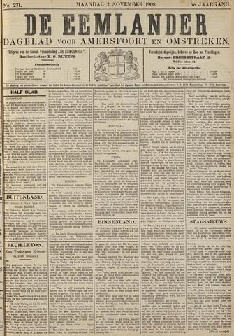 De Eemlander 1908-11-02