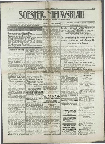 Soester Courant 1932-10-14