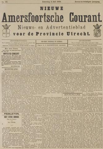 Nieuwe Amersfoortsche Courant 1898-07-02