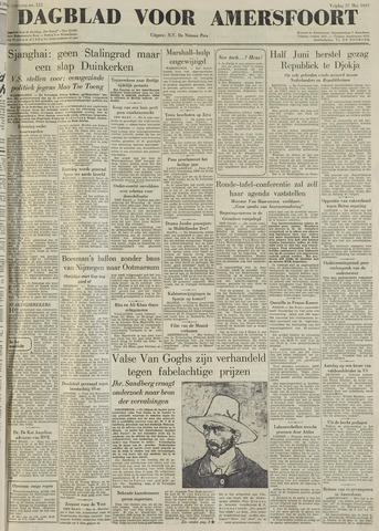 Dagblad voor Amersfoort 1949-05-27