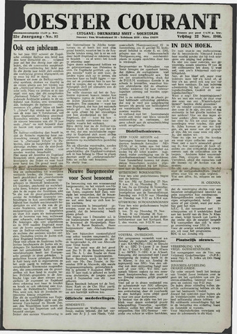 Soester Courant 1946-11-22