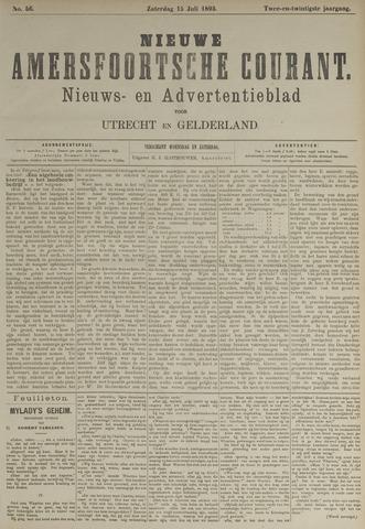 Nieuwe Amersfoortsche Courant 1893-07-15