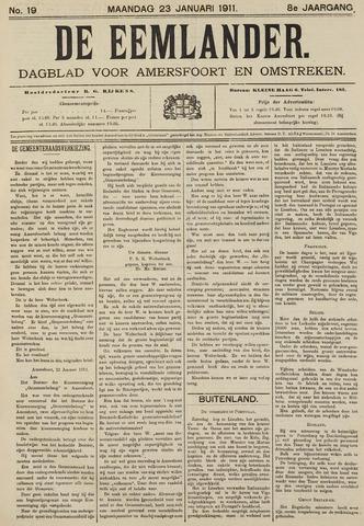 De Eemlander 1911-01-23