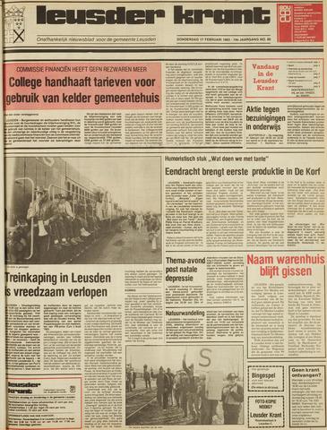 Leusder Krant 1983-02-17