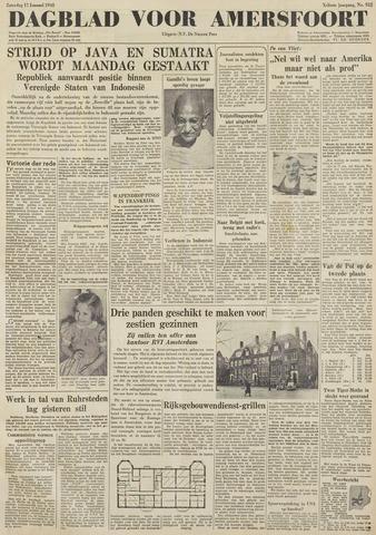 Dagblad voor Amersfoort 1948-01-17