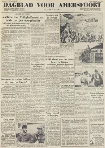 Dagblad voor Amersfoort 1948-12-27