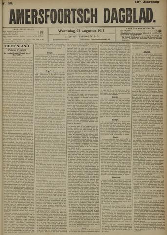 Amersfoortsch Dagblad 1911-08-23