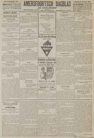 Amersfoortsch Dagblad / De Eemlander 1926-10-19