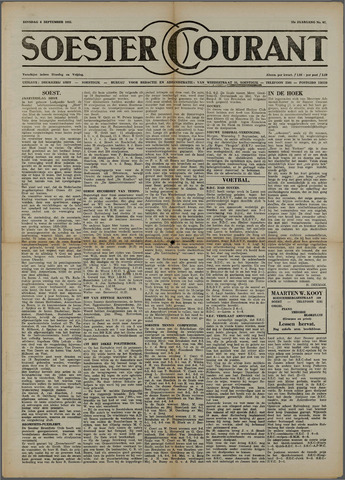 Soester Courant 1955-09-06