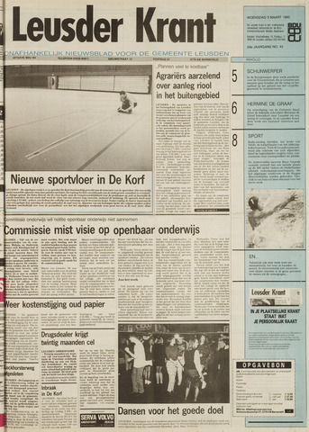 Leusder Krant 1993-03-03