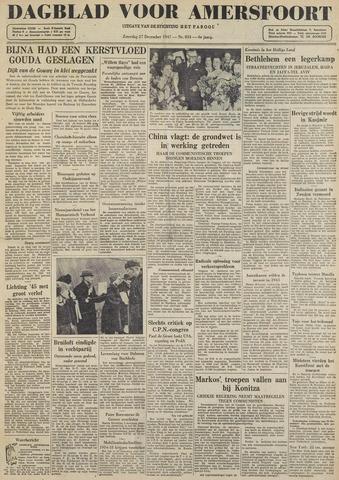 Dagblad voor Amersfoort 1947-12-27