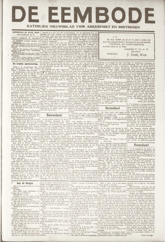 De Eembode 1920-08-24