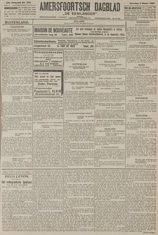 Amersfoortsch Dagblad / De Eemlander 1926-03-02