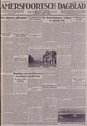Amersfoortsch Dagblad / De Eemlander 1941-10-07