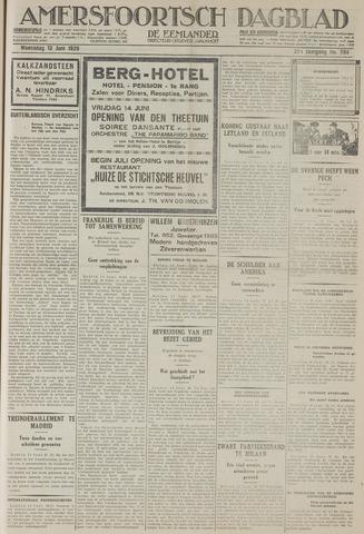 Amersfoortsch Dagblad / De Eemlander 1929-06-12