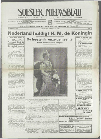 Soester Courant 1938-09-02