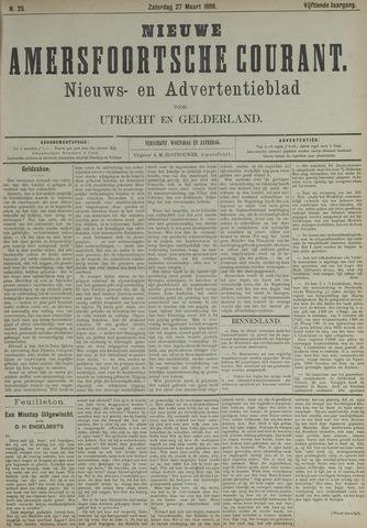 Nieuwe Amersfoortsche Courant 1886-03-27