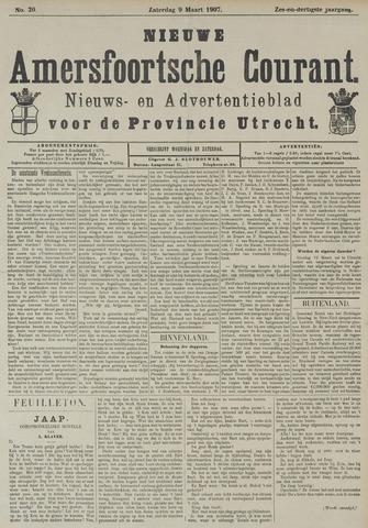Nieuwe Amersfoortsche Courant 1907-03-09