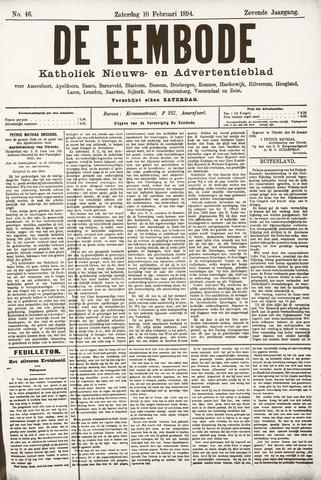 De Eembode 1894-02-10