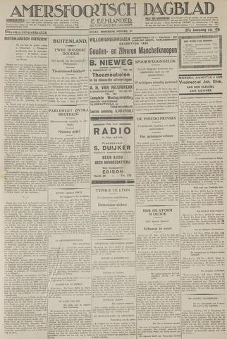Amersfoortsch Dagblad / De Eemlander 1928-11-29