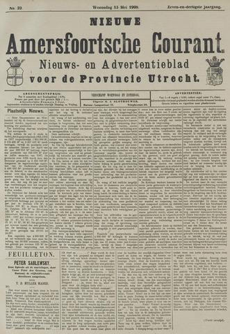 Nieuwe Amersfoortsche Courant 1908-05-13