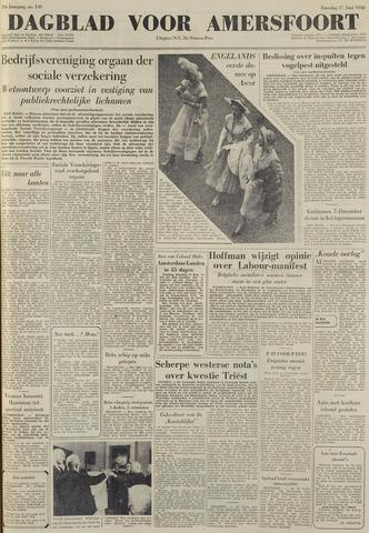 Dagblad voor Amersfoort 1950-06-17