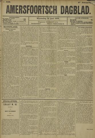 Amersfoortsch Dagblad 1904-06-29