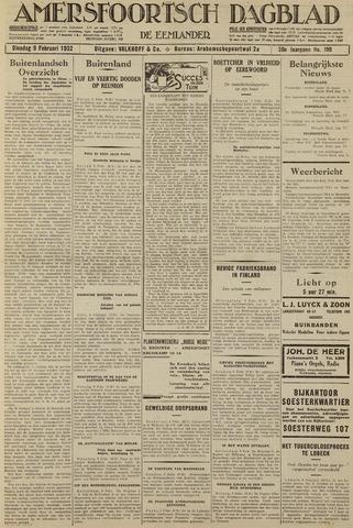 Amersfoortsch Dagblad / De Eemlander 1932-02-09